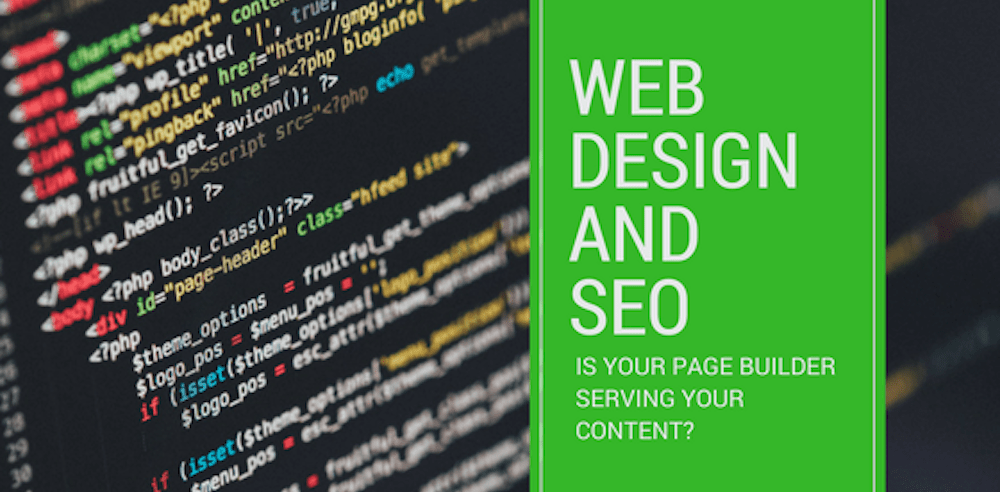 Web Design and SEO with a Page Builder