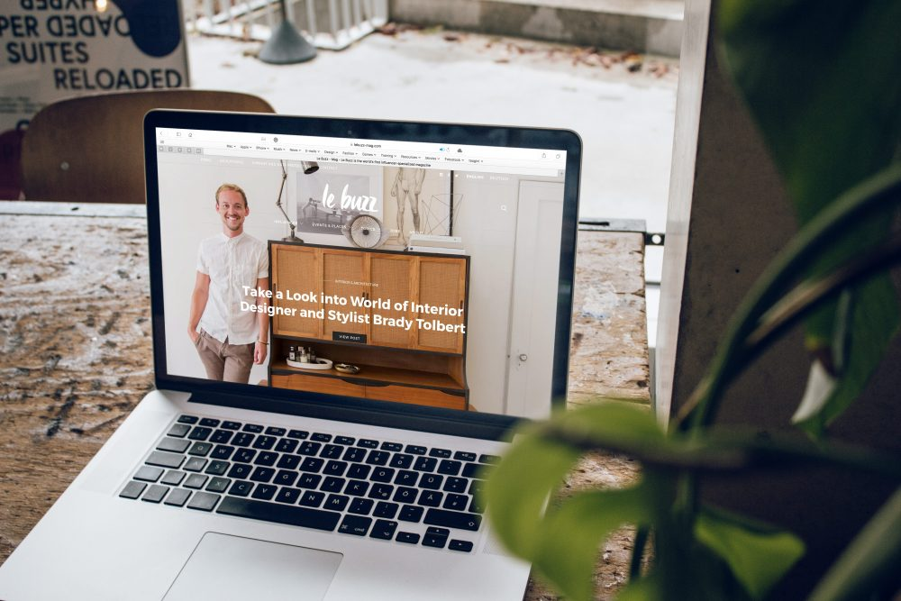 custom wordpress web design - tangerine web works