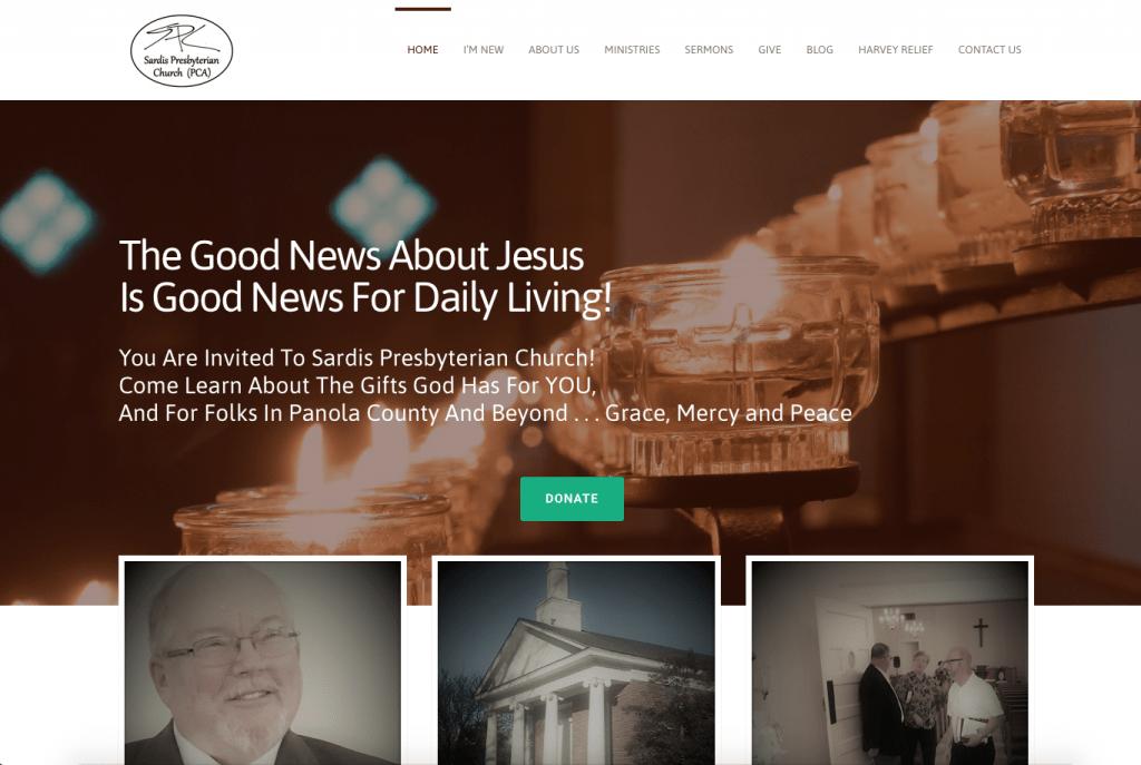 Sardis Presbyterian Church ~ sardispres.org