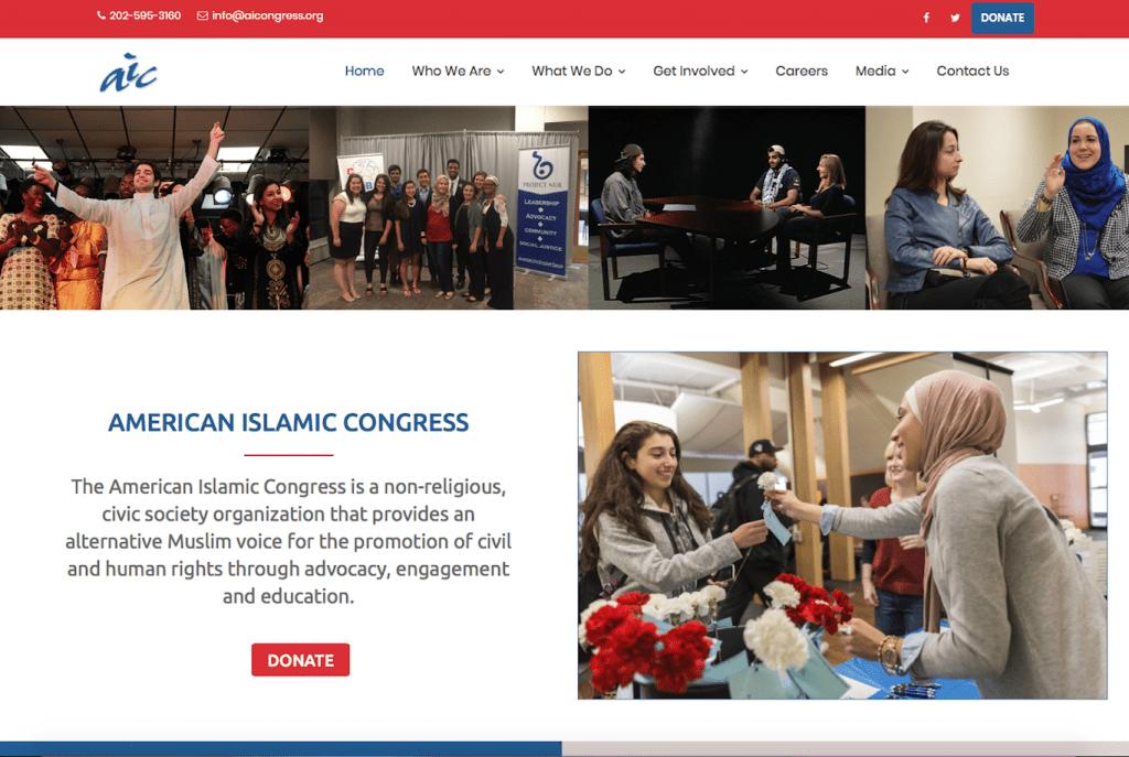 American Islamic Congress ~ aicongress.org