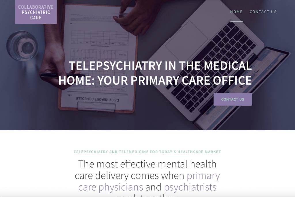 Collaborative Psychiatric Care ~ collabpsychcare.com