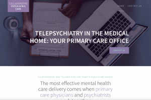 Collaborative Psychiatric Care New Website