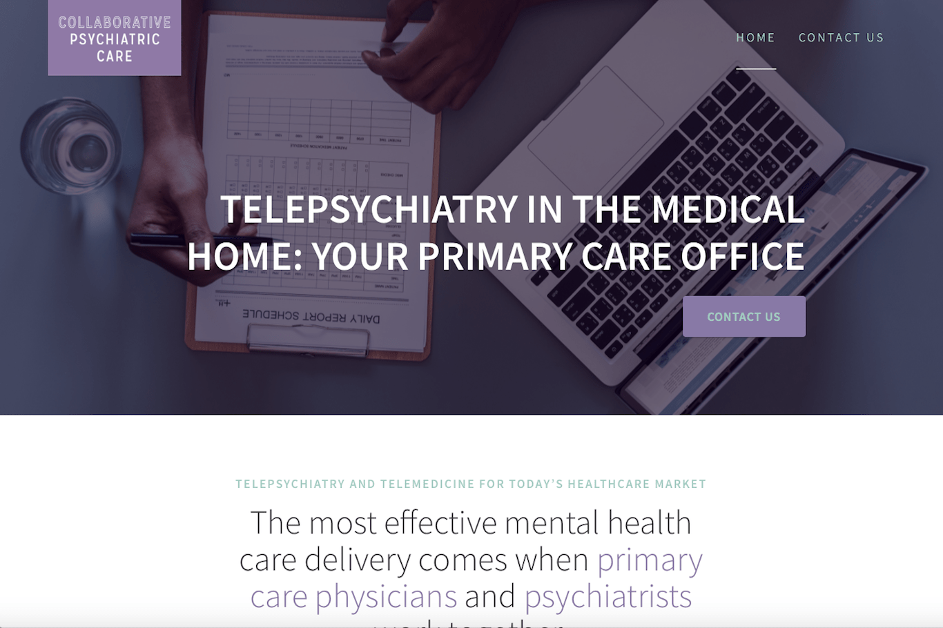 Collaborative Psychiatric Care