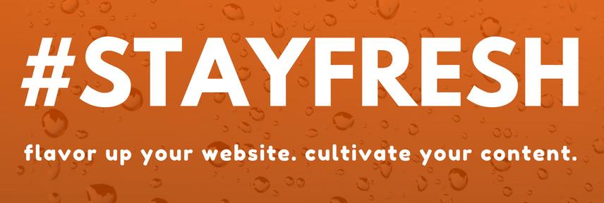 flavor up your website - tangerine web works