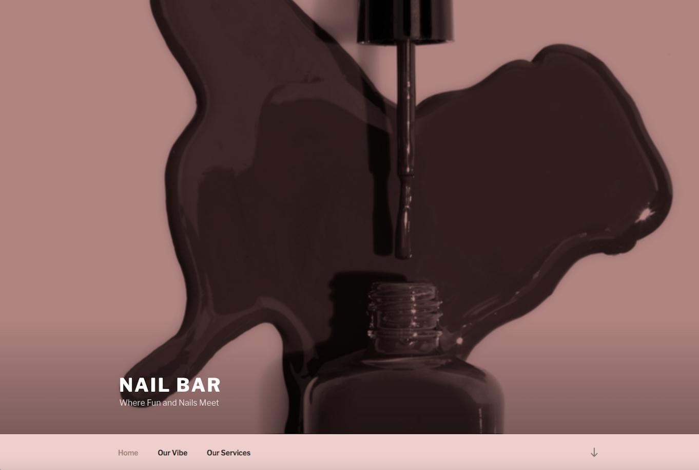 Nail Bar Fairfax